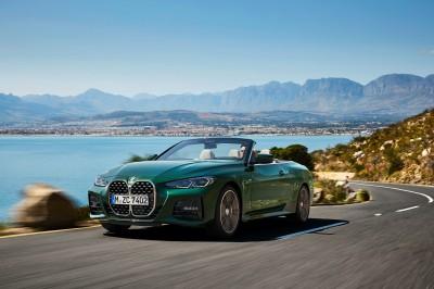 Αποκάλυψη για τη BMW Σειρά 4 Convertible
