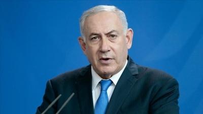 Netanyahu: Απόλυτα νόμιμος στόχος το κτίριο, που στέγαζε το AP και το Al Jazeera