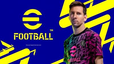 Μοντέλο free to play για τη σειρά Pro Evolution Soccer που μετονομάστηκε σε eFootball