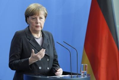 Η Merkel τάσσεται υπέρ ενός σκληρού, σύντομου lockdown σε όλη τη Γερμανία