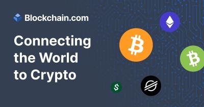 Κεφάλαια 120 εκατ. δολ.  συγκέντρωσε η πλατφόρμα υπηρεσιών κρυπτογράφησης Blockchain.com