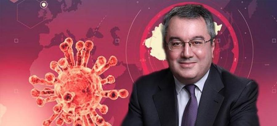 Μόσιαλος: Τα εμβόλια μας προστατεύουν από τη βρετανική μετάλλαξη