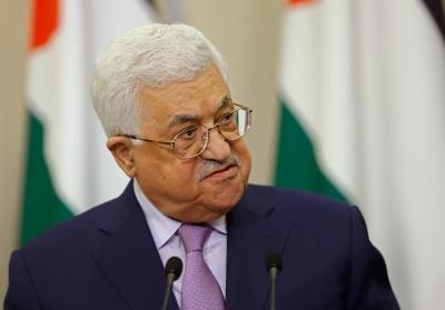 Abbas (πρόεδρος Παλαιστινίων): Η διεθνής κοινότητα να αναγνωρίσει το κράτος της Παλαιστίνης