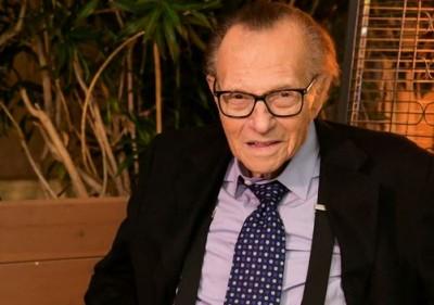 ΗΠΑ: Nοσηλεύεται με Covid-19 στο Λος Άντζελες ο Larry King