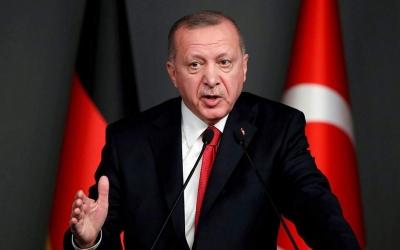 Σάλος για την copy paste ομιλία Erdogan - Είχε πει ακριβώς τα ίδια το 2017 ο Yildirim!
