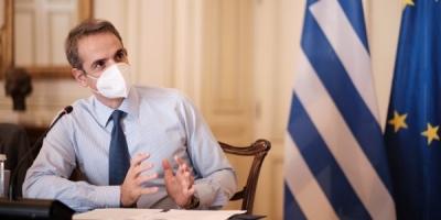Μητσοτάκης στο υπουργικό: Με το σχεδιασμό του αύριο, διορθώνουμε τις αδικίες του χθες