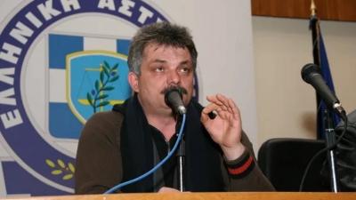 Πέθανε ο συνδικαλιστής της ελληνικής αστυνομίας Αντώνης Λιακόπουλος