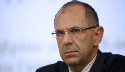 Γεραπετρίτης: Είμαστε προετοιμασμένοι για κάθε ενδεχόμενο με την Τουρκία - Η Ελλάδα δεν ανέχεται συζήτηση υπό εκβίαση ή απειλή