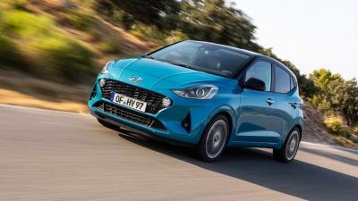 Tο Hyundai i10 έρχεται στα τέλη Ιανουαρίου, από 11.190 ευρώ