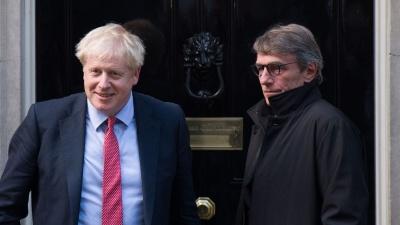 Sassoli (EE): Απογοητευτικές οι ασαφείς απαντήσεις Johnson για το ιρλανδικό backstop - «Καμία πρόοδος»