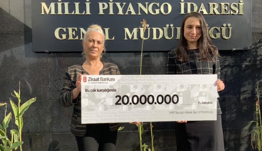 Έμαθε ότι είχε κερδίσει το Πρωτοχρονιάτικο λαχείο του 2019 ύψους 10 εκατ. δολαρίων λίγο πριν λήξει!