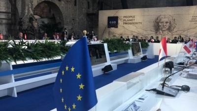 Κομισιόν: «Ιστορική» η συμφωνία της G20 για ένα δικαιότερο και πιο σταθερό διεθνές φορολογικό πλαίσιο