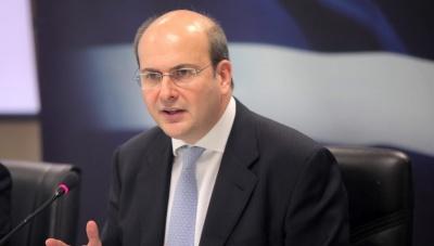 Χατζηδάκης: Ο ΣΥΡΙΖΑ ιδιωτικοποίησε το 66% του ΔΕΣΦΑ και το 49% του ΑΔΜΗΕ
