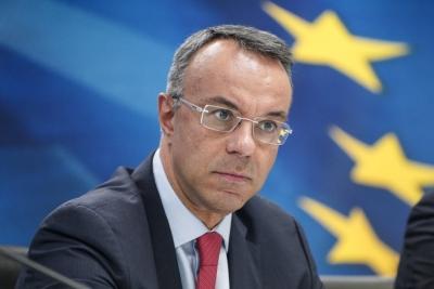 Σταϊκούρας: Θα ξεπεράσουν τα 14 δισ. τα μέτρα στήριξης το 2021 – Μέσα Απριλίου διπλή αποζημίωση για ιδιοκτήτες ακινήτων
