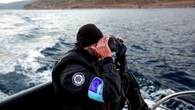 Τουρκικές προκλήσεις στο Αιγαίο - Ακταιωροί παρενόχλησαν σκάφη της Frontex