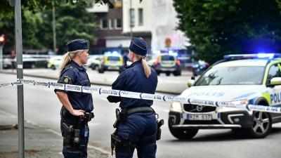 Πυροβολισμοί στη Σουηδία - Αναφορές για πολλούς τραυματίες