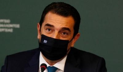Σκρέκας (Υπ.Περιβάλλοντος): Θέλουμε την Ελλάδα πρωτοπόρα στην προσπάθεια της Ευρώπης να γίνει η πρώτη κλιματικά ουδέτερη ήπειρος