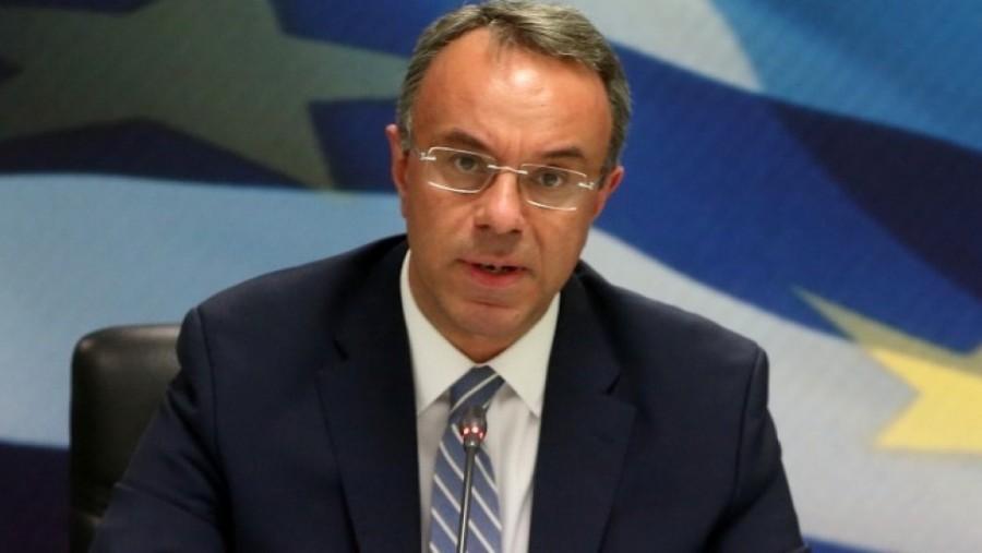 Σταϊκούρας: Προσωρινή αναστολή σύμβασης εργασίας για τους εργαζόμενους που πλήττονται - Τα 9 μέτρα στήριξης ύψους 2,3 δισεκ. ευρώ