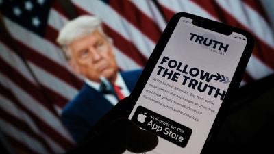«Truth Social»: Ο Donald Trump προανήγγειλε τη δική του πλατφόρμα social media - Στο +320% η μετοχή της εταιρείας