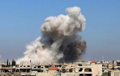 Συρία: 19 άμαχοι νεκροί, ανάμεσά τους παιδιά, σε αεροπορικές επιδρομές στην Ιντλίμπ