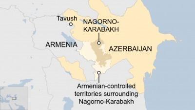 Nagorno Karabakh: Σε ισχύ η συμφωνία Αρμενίας και Αζερμπαϊτζάν για κατάπαυση του πυρός