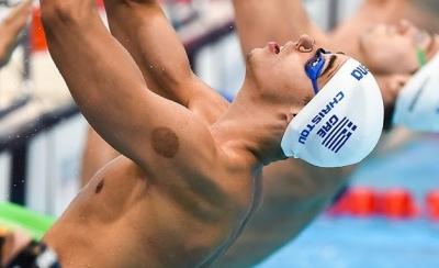 Κολύμβηση: Ο Χρήστου στον ημιτελικό των 100μ. ύπτιο!