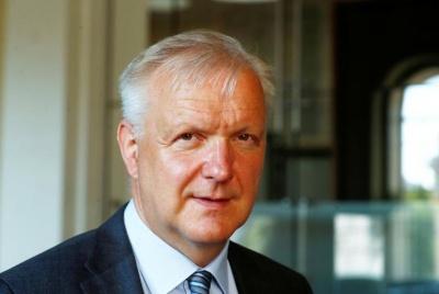 Rehn (ΕΚΤ): Ο διάδοχος του Draghi  θα πρέπει να διαχειριστεί και δύσκολες καταστάσεις