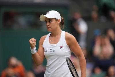 Wimbledon: Βασίλισσα στο Λονδίνο η Μπάρτι (video)