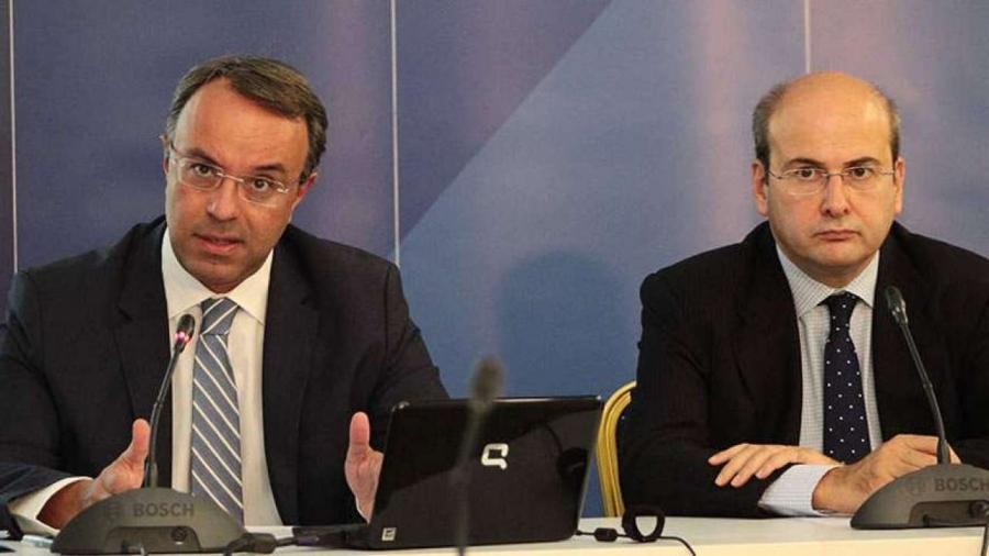 Νέο πακέτο μέτρων 1,3 δισ. ευρώ για τον Απρίλιο ανακοινώνει η κυβέρνηση