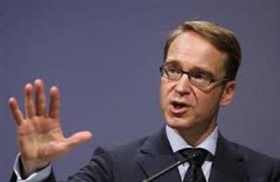 Έτοιμος να διεκδικήσει τη θέση του προέδρου της ΕΚΤ μετά την αποχώρηση Draghi ο Jens Weidmann