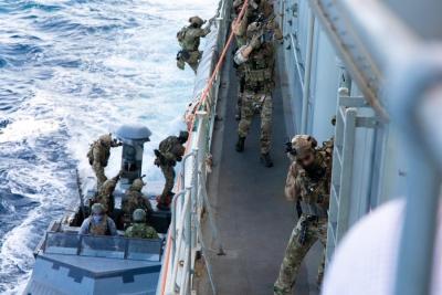 Συνεκπαίδευση δυνάμεων Ελλάδας, Κύπρου και ΗΠΑ στη Σούδα