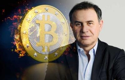 Roubini: Ούτε ψηφιακός χρυσός ούτε assets, τα κρυπτονομίσματα είναι μια γιγαντιαία φούσκα