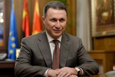 Η Ουγγαρία απέρριψε την έκδοση του Nikola Gruevski