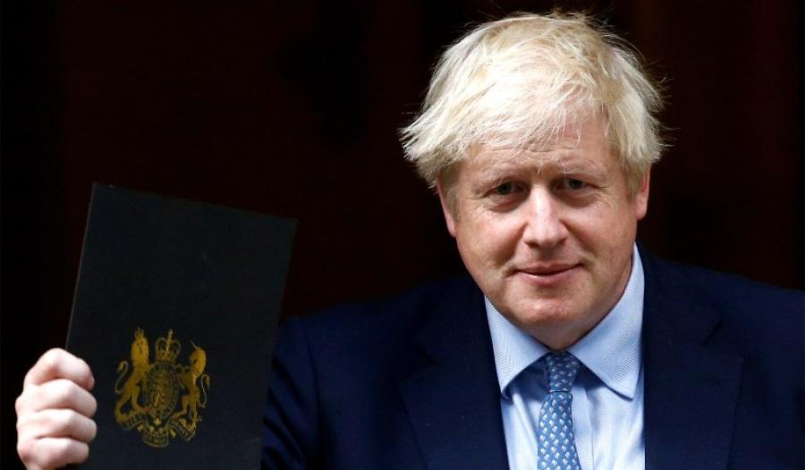 M. Βρετανία: Νικητής με πλειοψηφία 28 εδρών το Συντηρητικό Κόμμα του Johnson στις εκλογές (12/12)