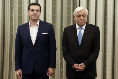 Στις 18:30 σήμερα στον ΠτΔ ο Τσίπρας για να ζητήσει πρόωρες εκλογές στις 7 Ιουλίου 2019 - Τι θα ανακοινώσει