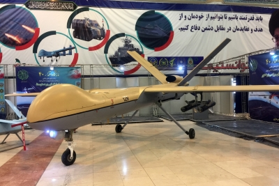 Ιράν: Διαθέτουμε drones με ακτίνα δράσης 7.000 χιλιομέτρων
