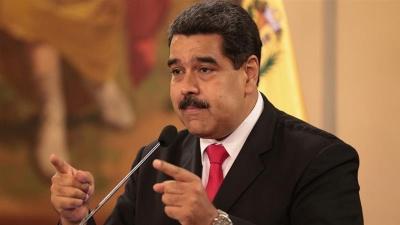 Maduro: Η PDVSA θα διπλασιάσει την παραγωγή έως τον Αύγουστο 2019