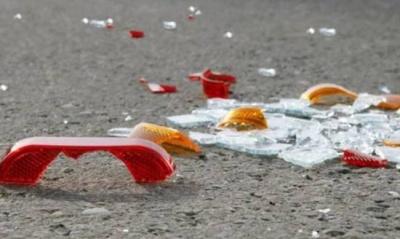 Σοβαρό τροχαίο με δύο νεκρούς και δύο τραυματίες στην Ποσειδώνος, στο ύψος της Γλυφάδας