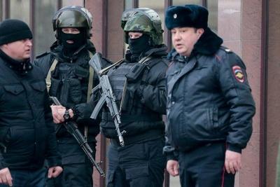 Ρωσία: Γυναίκα - καμικάζι ανατινάχθηκε κοντά σε αστυνομικό τμήμα στην Τσετσενία