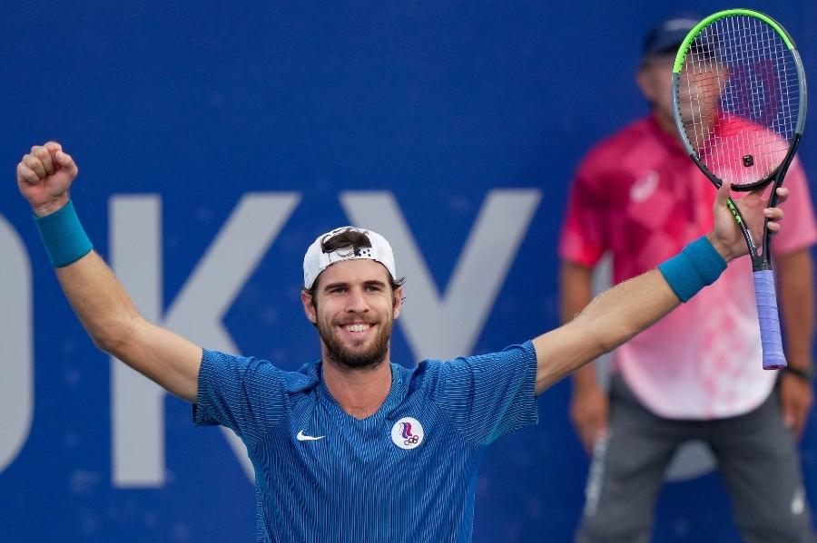 Τένις Ανδρών: Στον τελικό ο Κατσάνοφ (video)
