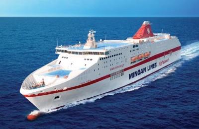 Μινωικές Γραμμές: Μεταβίβαση του πλοίου «Cruise Bonaria» στην Grimaldi Euromed, έναντι 70 εκατ. ευρώ