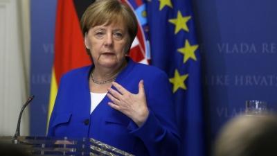 Merkel: Έως τις αρχές Απριλίου το lockdown - Χρειάζονται επιπλέον 10 εβδομάδες σκληρών μέτρων