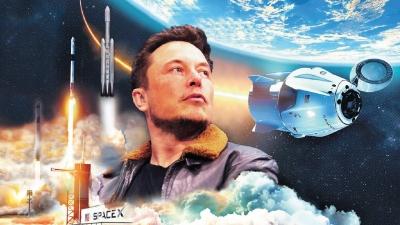 SpaceX: Ο Elon Musk στέλνει το 2021 απλούς πολίτες στο Διάστημα