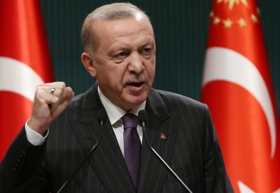 Erdogan: Η Τουρκία δεν μπορεί να αντέξει νέο κύμα μεταναστών από το Αφγανιστάν
