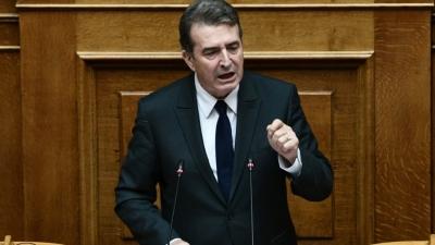 Χρυσοχοΐδης: Με έχει στοχοποιήσει ο ΣΥΡΙΖΑ – Δεν υπάρχει αυταρχισμός και καταστολή