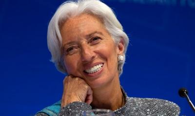 Ιδιωτική συνάντηση της Lagarde με τους Κεντρικούς Τραπεζίτες και το Διοικητικό Συμβούλιο της ΕΚΤ