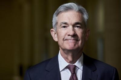 Powell: Η Fed θα ενεργήσει για τις ΗΠΑ - Commerzbank: Μείωση επιτόκιων 0,50%