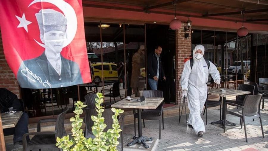 Τουρκία: Πάνω από 20.000 κρούσματα τις τελευταίες 24 ώρες