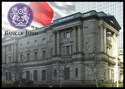 H BoJ υποβάθμισε τις εκτιμήσεις για δύο από τις εννέα περιφέρειες της Ιαπωνίας