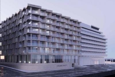 Intrakat: Υπεγράφη η σύμβαση 17 εκατ ευρώ για την αποπεράτωση ξενοδοχείου 5 αστέρων επί της Λεωφ. Συγγρού